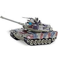 RCTecnic Tanque Teledirigido RC Leopard 2A6 | Escala