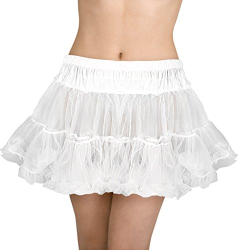Kangaroo Deluxe Petticoat - Tutu for Women (White) - http://coolthings.us