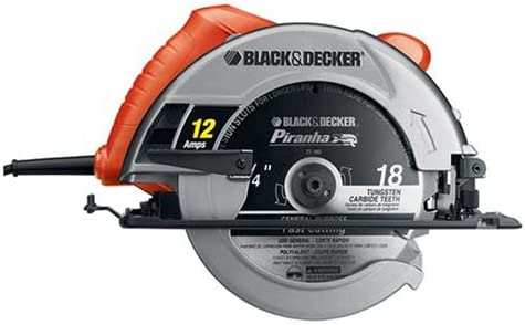Black Decker CS1012 12-Amp 7-1 4-Inch Circular Saw