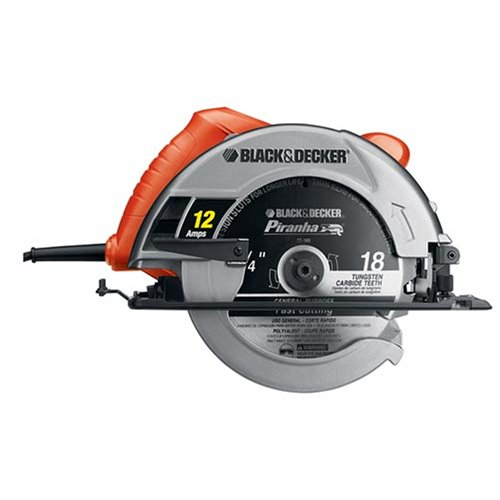 Black Decker CS1012 12-Amp 7-1 4-Inch Circular Saw