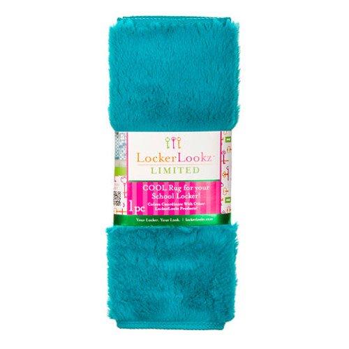 WeGlow International Locker Rug, Blue
