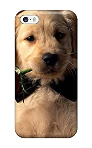 Awesome Case Cover/iphone 5/5s Defender Case Cover(puppy Love)