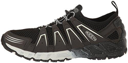 KEEN Black Men's US Boot Hiking White Star M Versavent 10 IxIn6qr