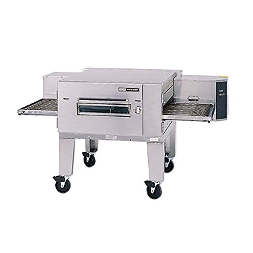 Lincoln 1450-000-U Natural Gas Single Deck Pizza Conveyor ()