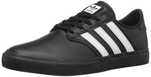 Originaux Adidas Chaussures De Sport De Mode Première Seeley Noir / Blanc / Noir