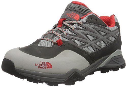 Basse Goretex Apn À Femme De tomato Grey Red Grey dark Tige Chaussures Randonnée Hike Gris North Gull The Face Hedgehog gCpqpB