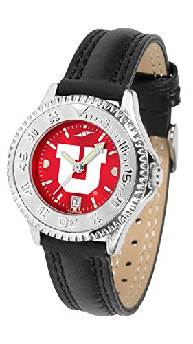 Linkswalker Ladies Utah Utes Ladies' Competitor Anochrome Watch