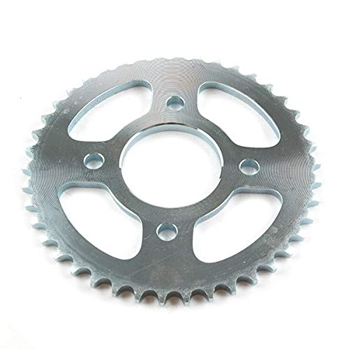 RSPK53052 Rear Sprocket 428-42T for Motorcycle 4 Bolt Fixing