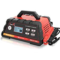 TowerTop 2/10/25A 12V Smart Battery Charger/Maintainer