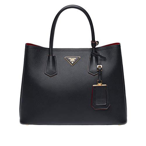 Pepper-Prada Double Bag (Black)