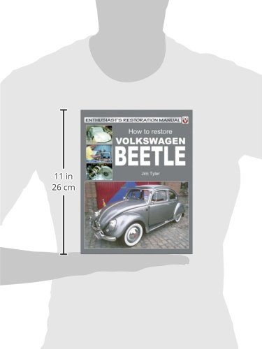 How to restore volkswagen beetle enthusiasts restoration manual how to restore volkswagen beetle enthusiasts restoration manual jim tyler 9781903706909 amazon books fandeluxe