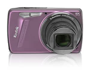Kodak EasyShare M580 14 MP Digital Camera with 8x Wide Angle Optical Zoom and 3.0-Inch LCD (Pink)