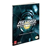 [(Metroid Prime Trilogy (Wii): Prima's Official Game Guide )] [Author: Stephen Stratton] [Sep-2009]