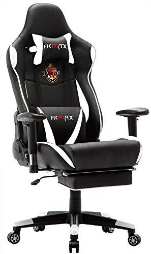 Enjoyable 12 Best Leather Ergonomic Gaming Chairs 2019 Reviews Ratings Evergreenethics Interior Chair Design Evergreenethicsorg