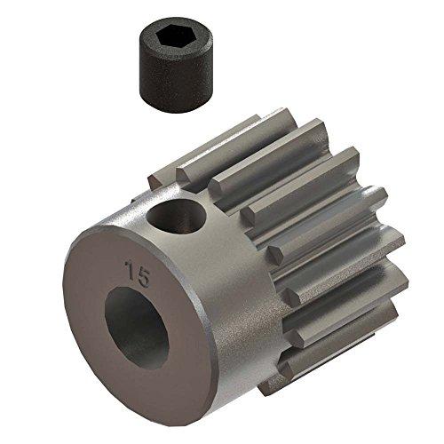 15t Pinion Gear - ARRMA AR310424 Pinion Gear 15T 0.8mod 4x4 (New in Package)
