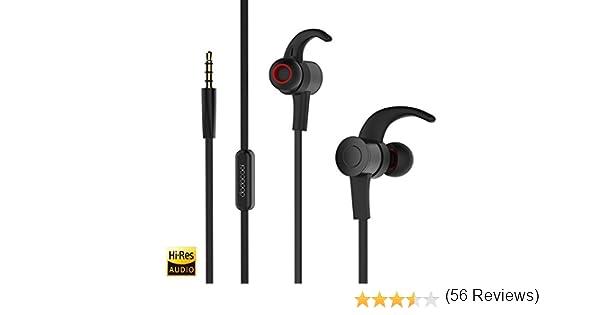 dodocool Hi-Res Auriculares bluetooth In-Ear reducción de ruido 24 ...