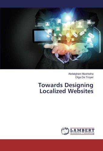 Towards Designing Localized Websites PDF