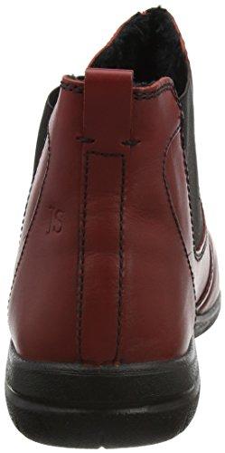 ibisco Stivali Donne Josef Nero Delle Seibel Rosso 47 Fabienne 86APX