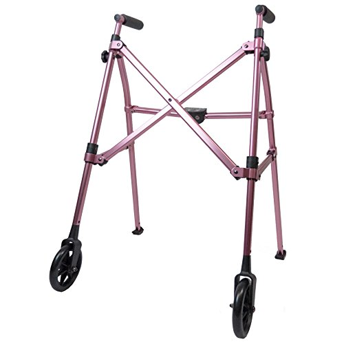Able Life Space Saver Walker - Lightweight Folding
