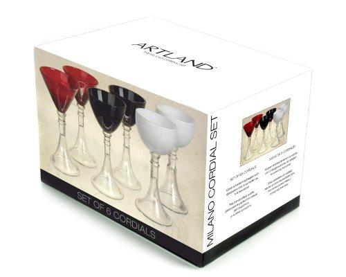 Artland Veranda 6 PC Cordial Set