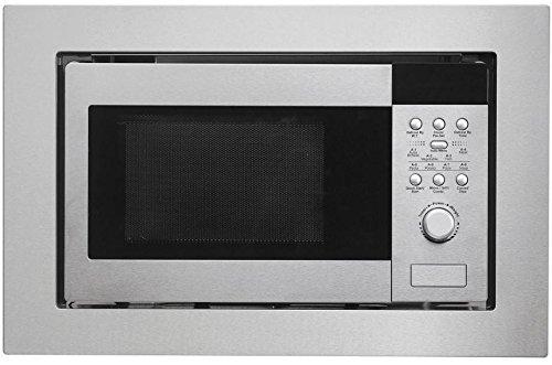Prima - Horno microondas con grill 800 W, color: plateado (LCTM20 ...