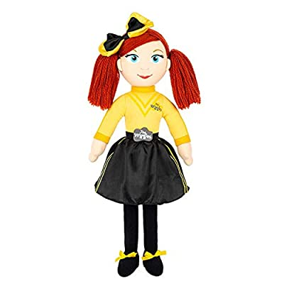 The Wiggles Emma Cuddles Doll Soft Toy 20 Inches Tall: Toys & Games