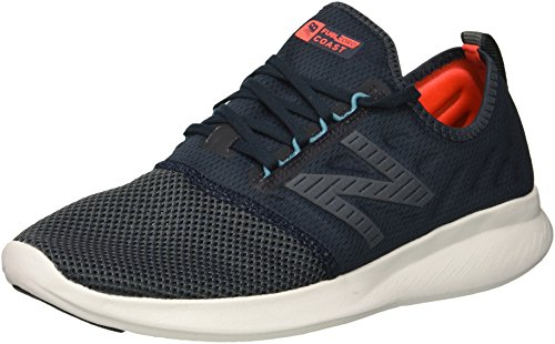 New Balance Men's Coast V4 FuelCore Running Shoe, Galaxy, 11 4E US
