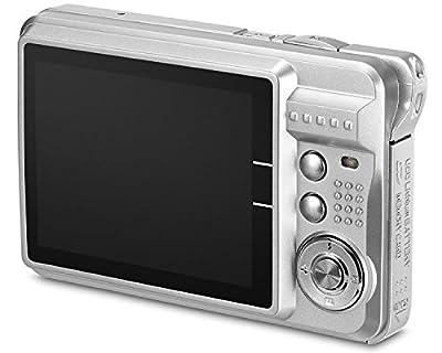 Bonna 21 mega pixels HD Digital Camera - Digital video camera - Students cameras - Students Camcorder - Handheld Sized Digital Camcorder Indoor Outdoor for Adult /Seniors / Kids (silver) by Bonna