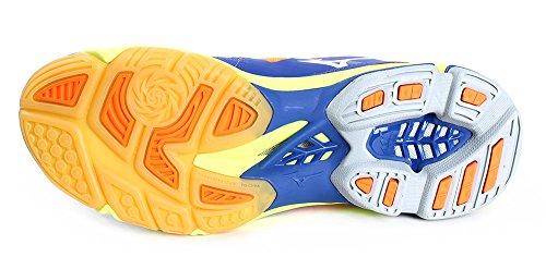 Mizuno Wave Lightning Z3 Mid, Scarpe da Pallavolo Uomo Multicolore
