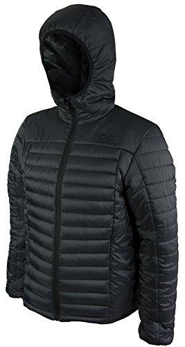Outdoor Soft Ultra Texture Jacket Black Compact Barra Lightweight Mens OaqvTv