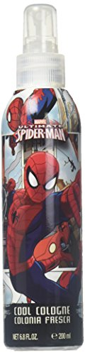 Marvel Ultimate Spider Man for Kids Cool Cologne Body Spray, 6.8 Ounce by Marvel