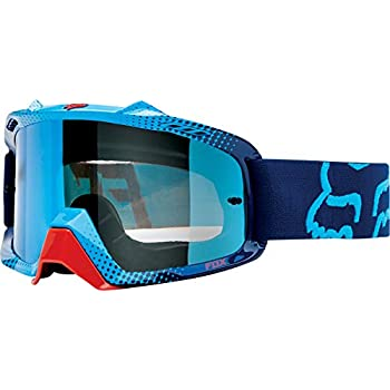 03fabf7f0e Fox Racing AIRSPC 360 Race Adult Dirt Bike Motorcycle Goggles Eyewear -  Blue-Red/Blue Spark / One Size Fits All