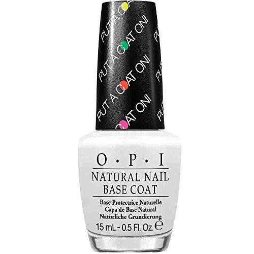 opi natural nail base coat - 5