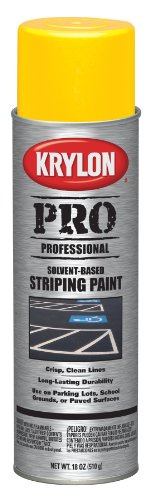krylon-k05911000-solvent-based-striping-paint-highway-yellow-15-ounce