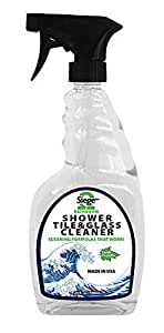 Siege Premium Shower Tile and Glass Cleaner (24 Fl Oz)
