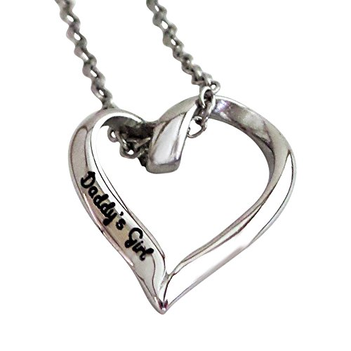 Daddys Stainless Steel Necklace Diameter