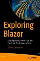 Exploring Blazor Front Cover