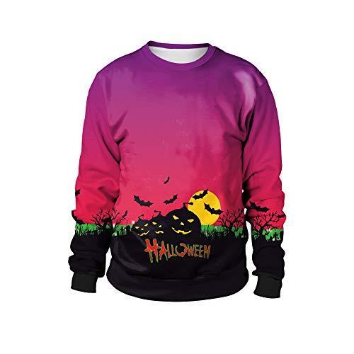 Costumi Camicetta Costume Nuovo Chaohao Vestire Festa Maglione Donna Halloween Di Girocollo Da Wb102001 Strada 3d 7BBdqUHw