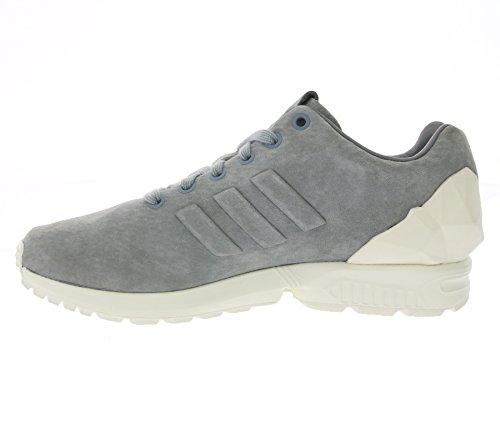 adidas Originals ZX Flux Zapatillas Deportivas Gris s79370joya de las mujeres W