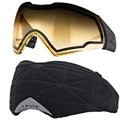 Pushing the boundaries of protective eye wear technology. The Push Unite lens system gets the edge on the competition with its innovative,optically correct and performance based design. A textured chamfer edge located at the top of the lens h...