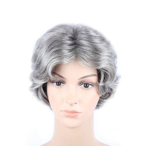 Gener (Short Grey Wig)