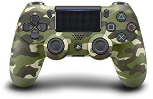 DualShock 4 Wireless Controller for PlayStation 4 -  Green Camouflage - Multi Zone Controller