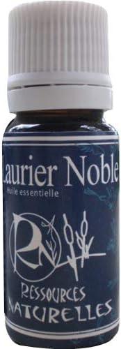 Ressources Naturelles Laurel Noble Aceite Esencial Orgánico 10 ml