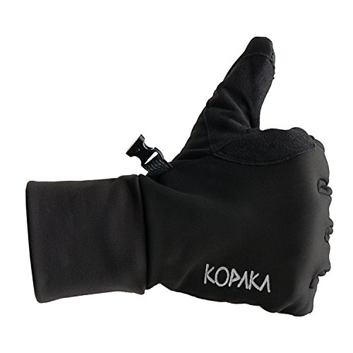 Winter Gloves, Touchscreen Glove for iPhone, Samsung and Other Smartphone. Waterproof and Windproof Mittens for Running, Driving, Skiing and More
