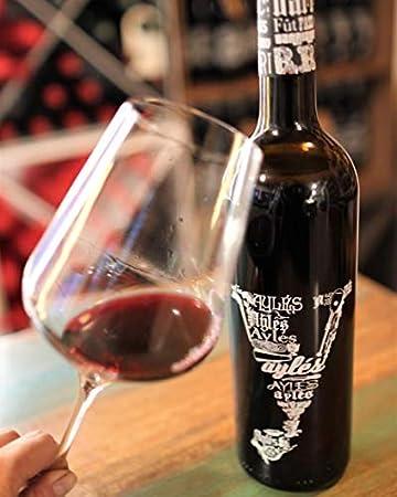 Pago Aylés Vino tinto Y de Aylés - 3 botellas x 750ml - total: 2250 ml