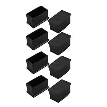 Amazon.com: uxcell - 8 protectores de goma de PVC para patas ...