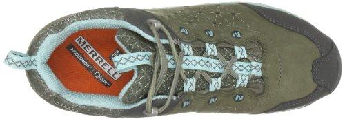 Merrell Avian Light LTR J16700 Damen Trekking- & Wanderschuhe Grün (Dusty Olive)
