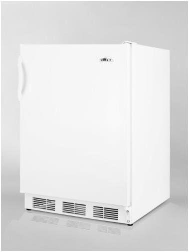 B0019CTV30 Summit AL650 Refrigerator, White 41OKExOooNL.SL1000_