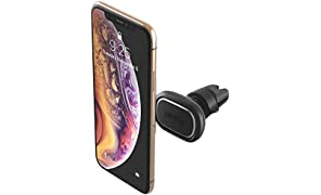 iOttie iTap 2 Magnetic Air Vent Car Mount Holder || Cradle for IPhone Xs Max R 8 Plus 7 Samsung Galaxy S10 E S9 S8 Plus Edge Note 9 & Other Smartphones