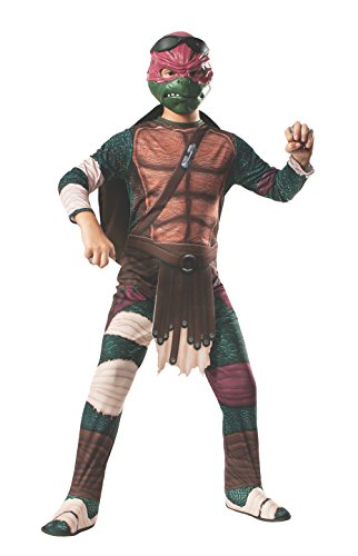Rubies Teenage Mutant Ninja Turtles Child Raphael Costume, Small]()